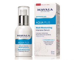 Aqua Plus Multi-Moisturizing Intensive Serum - Mavala